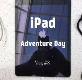 iPAD ADVENTURE DAY
